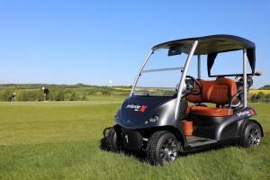 Garcia Golfbil fotoserie 12