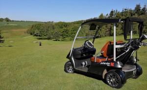 Garcia Golfbil fotoserie 15