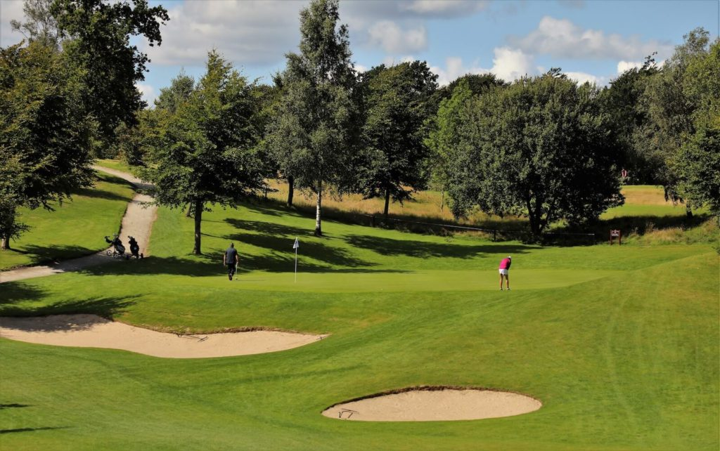 Mariagerfjord Golfklub Golf Gourmet 10