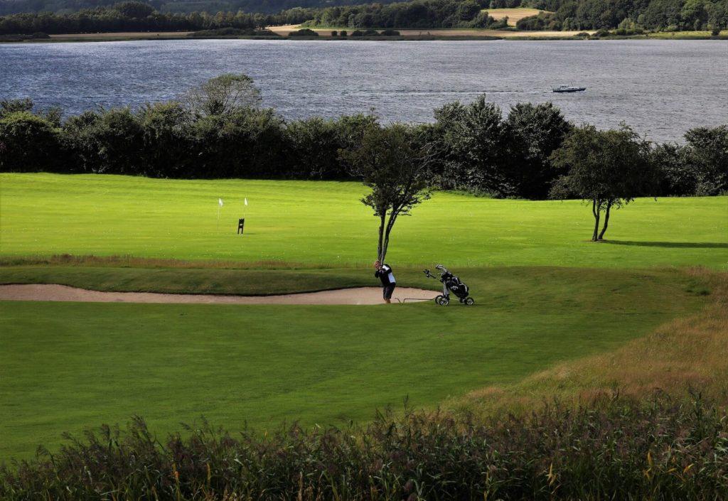 Mariagerfjord Golfklub Golf Gourmet 18