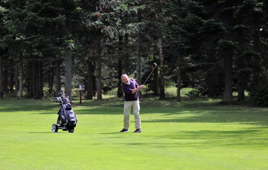 Mariagerfjord Golfklub Golf Gourmet 19