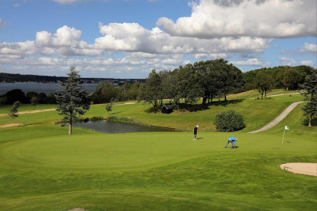 Mariagerfjord Golfklub Golf Gourmet 2