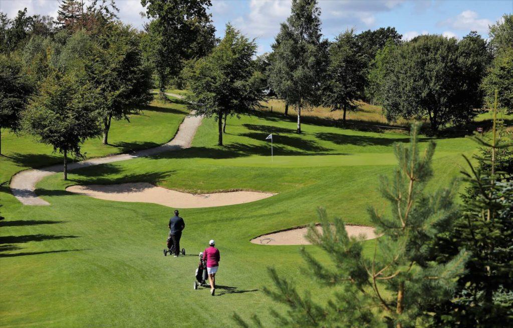 Mariagerfjord Golfklub Golf Gourmet 9