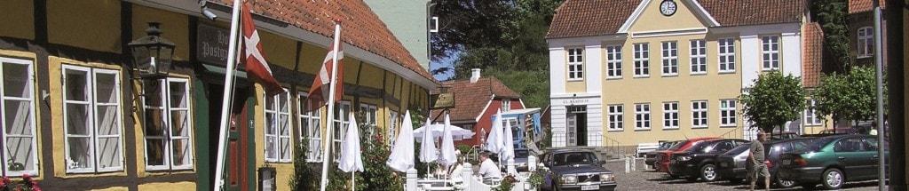 Golg & Gourmet - Postgården Mariager 1