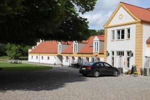 Bramslevgaard Golf Gourmet overnatningssted 9