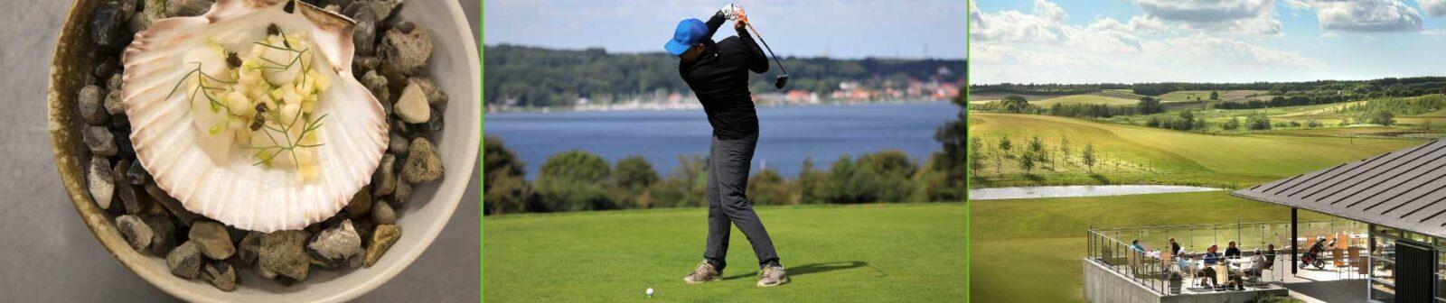 naar livet er golf