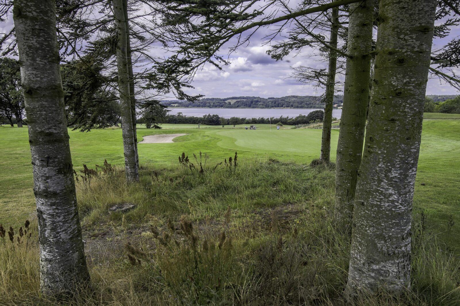 Gol Gourmet.dk Mariagerfjord Golfklub HDR foto 20