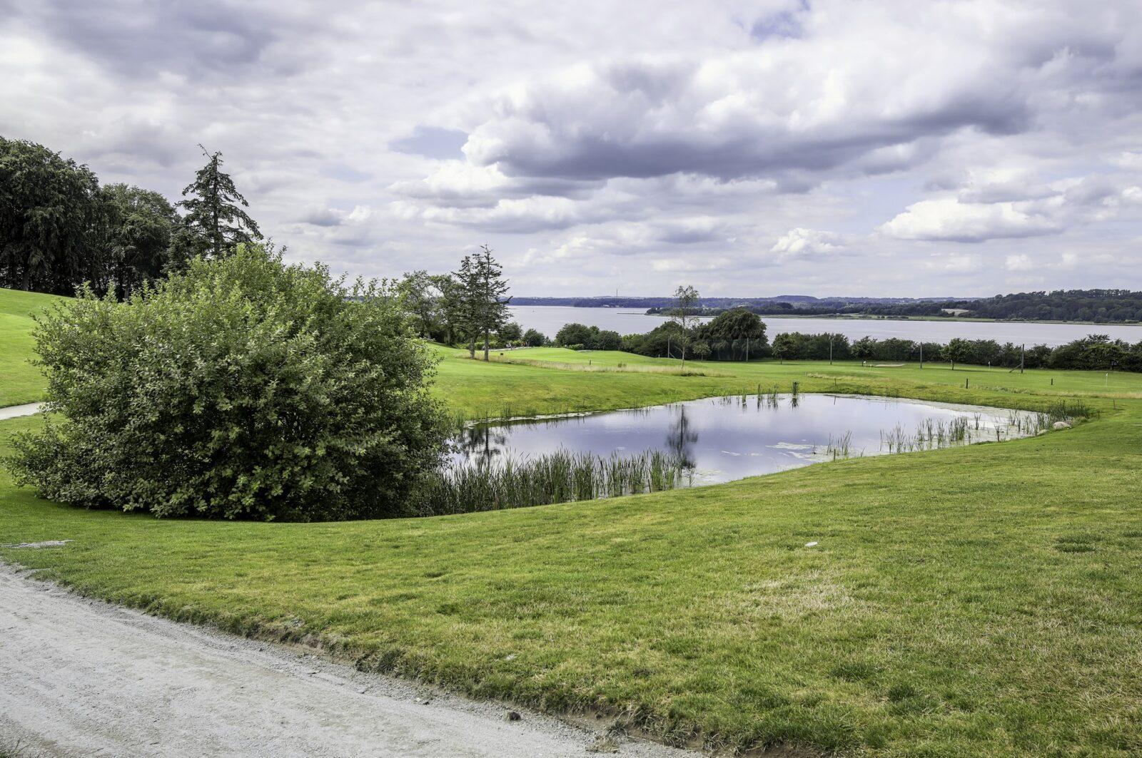 Gol Gourmet.dk Mariagerfjord Golfklub HDR foto 24
