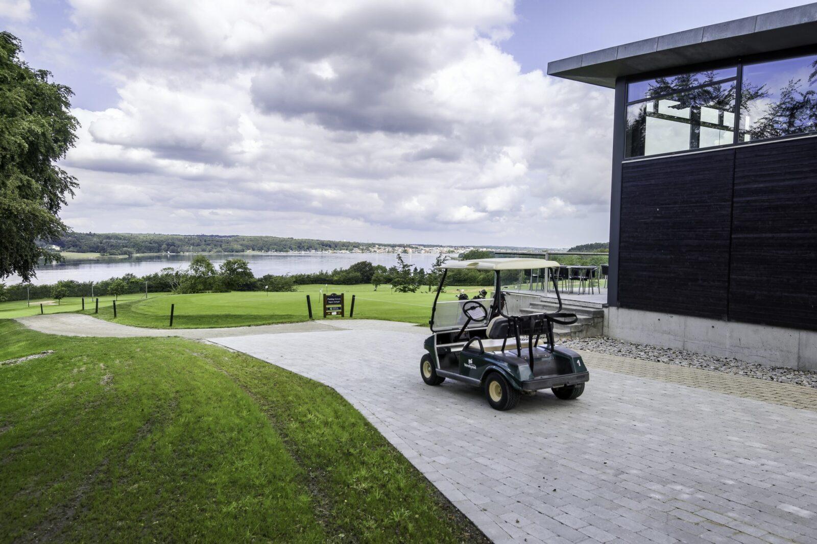 Gol Gourmet.dk Mariagerfjord Golfklub HDR foto 5 1