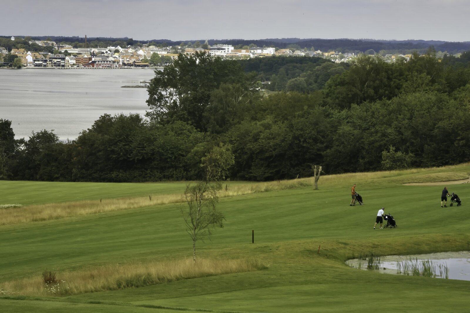 Golf og Gourmet.dk Mariagerfjord golfklub 1